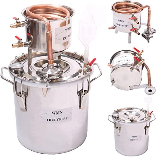WMN_TRULYSTEP MSC03 Copper Alcohol Distiller
